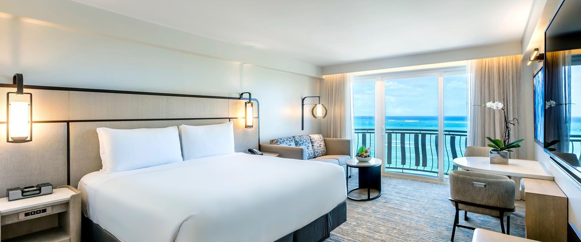 San Juan Guest Room Oceanview