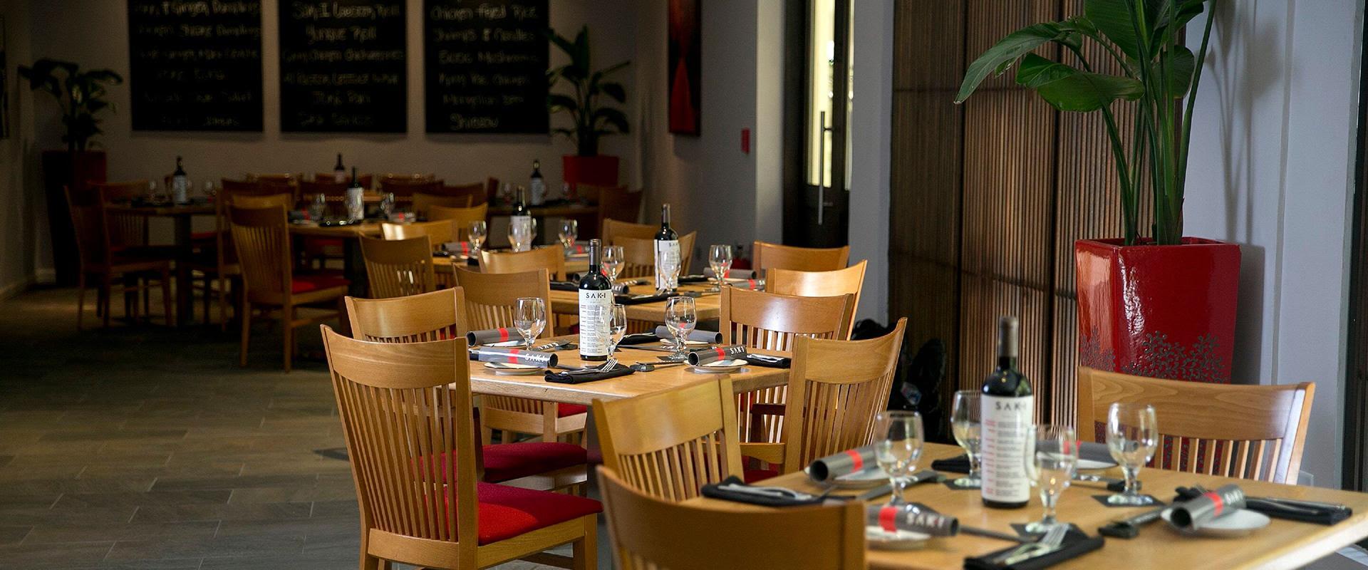 San Juan Resort Restaurant Seating
