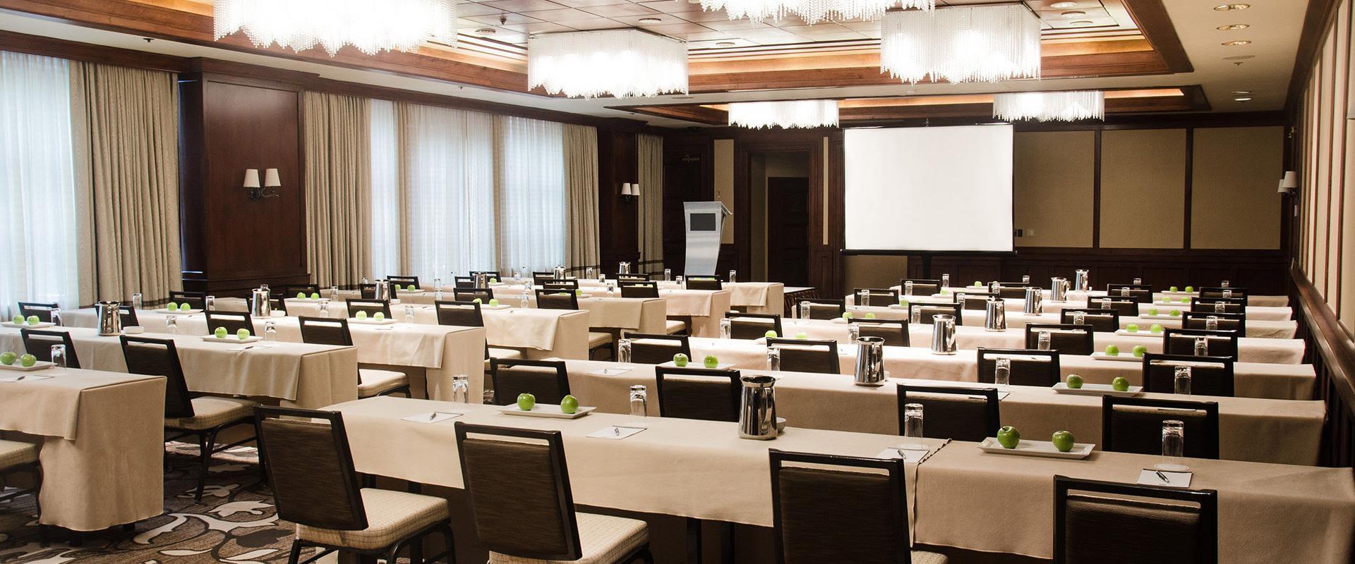 Yorkville Toronto Meeting Class Room