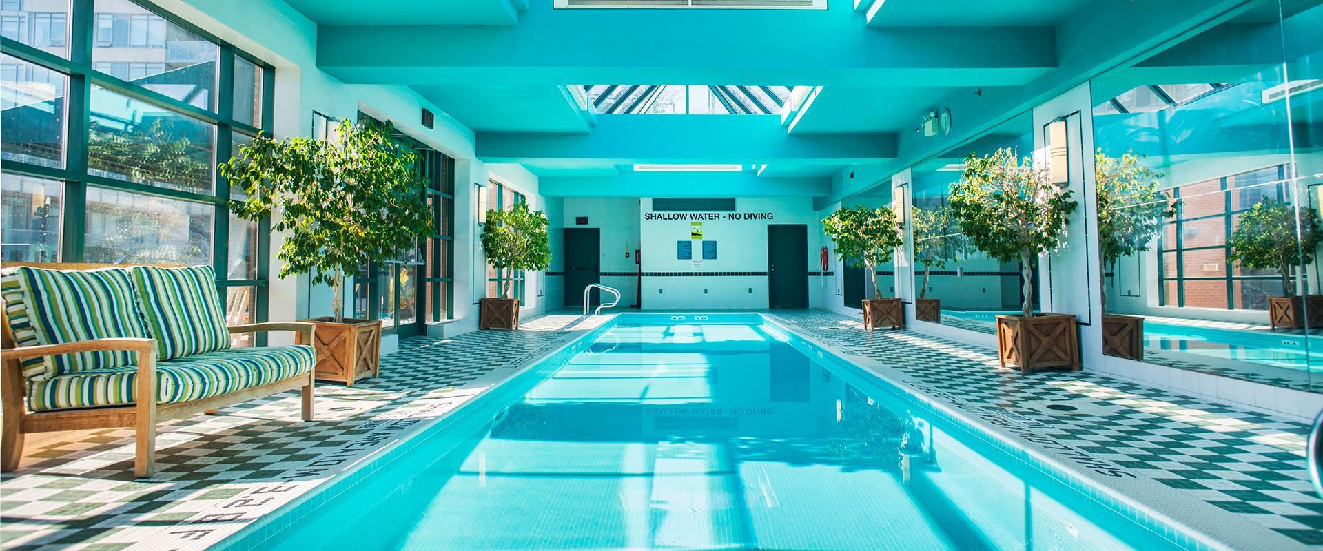 Yorkville Toronto Swimming Pool