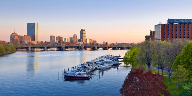 Located on the Charles River - undefined
