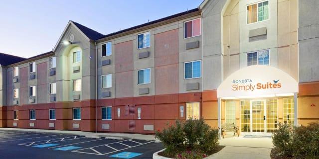 Sonesta Simply Suites Philadelphia Mount Laurel Hotel Exterior - undefined