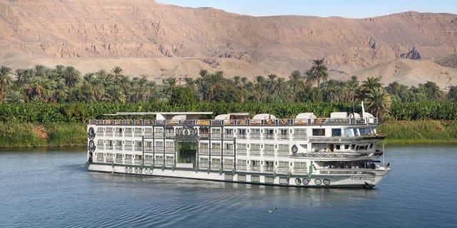 Sonesta St. George 1 Nile Cruise Ship - undefined