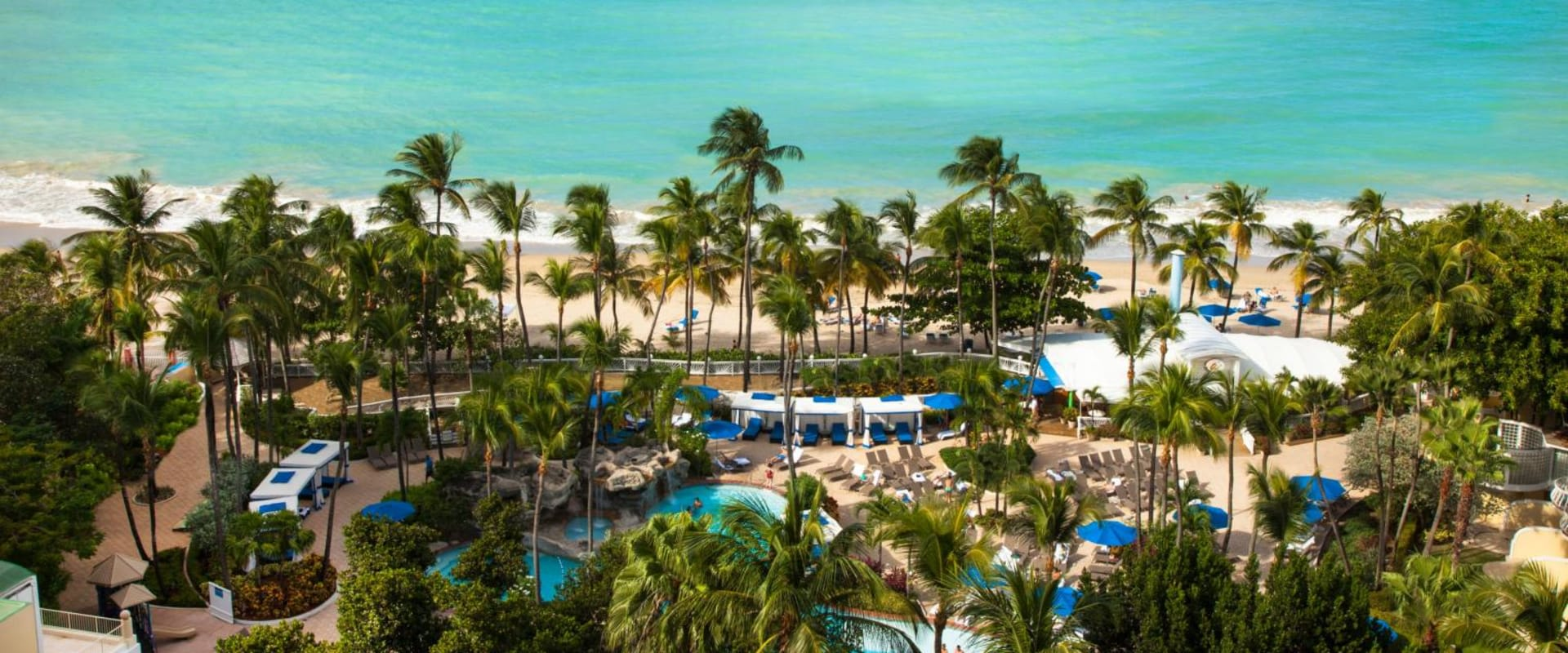 Royal Sonesta San Juan The swaying palm trees, glitter waters, and golden sands of Puerto Rico await your arrival.