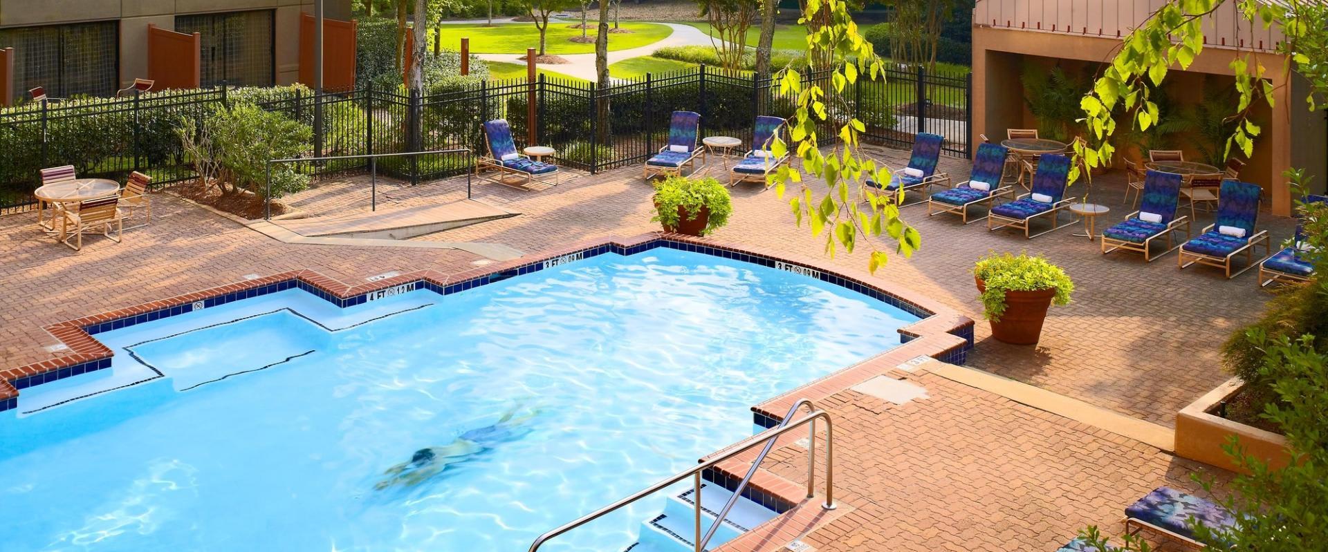 Sonesta Gwinnett Place Atlanta - Pool