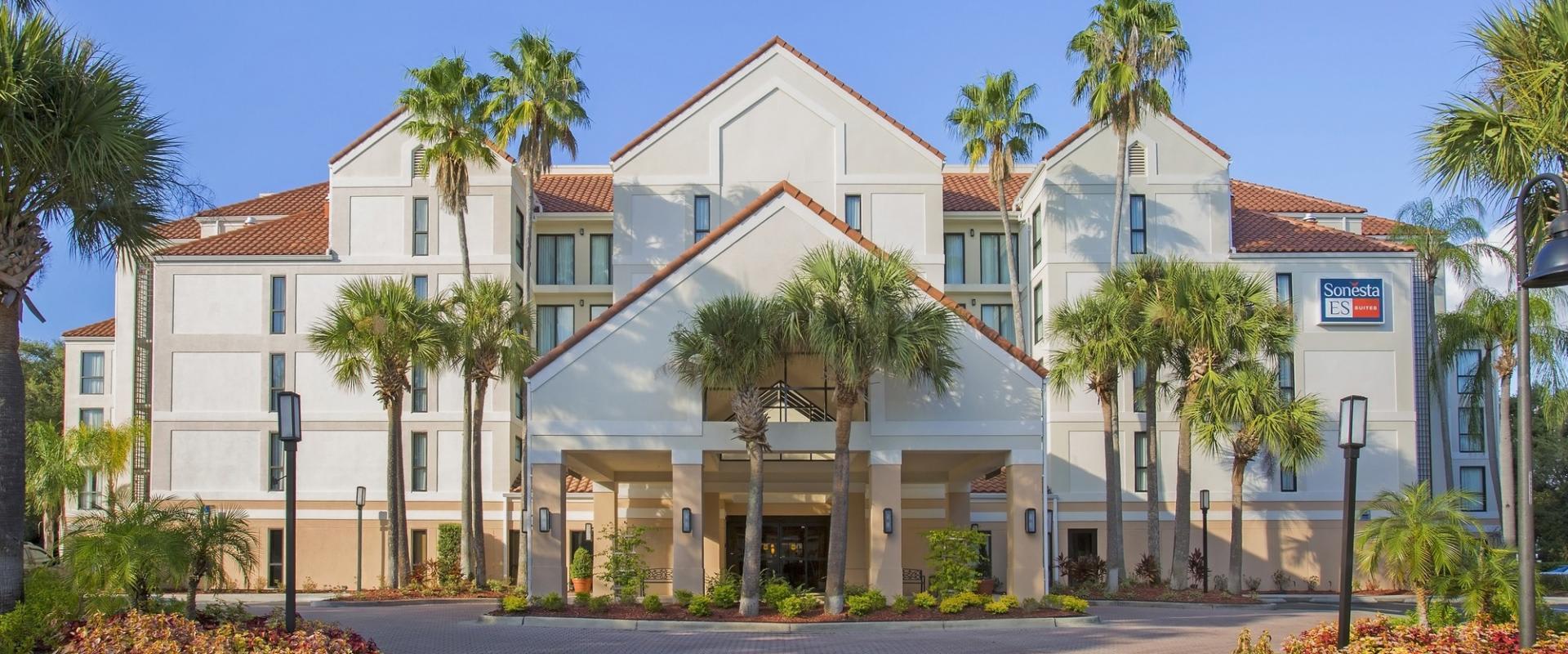 Sonesta ES Suites Orlando - Hotel Front