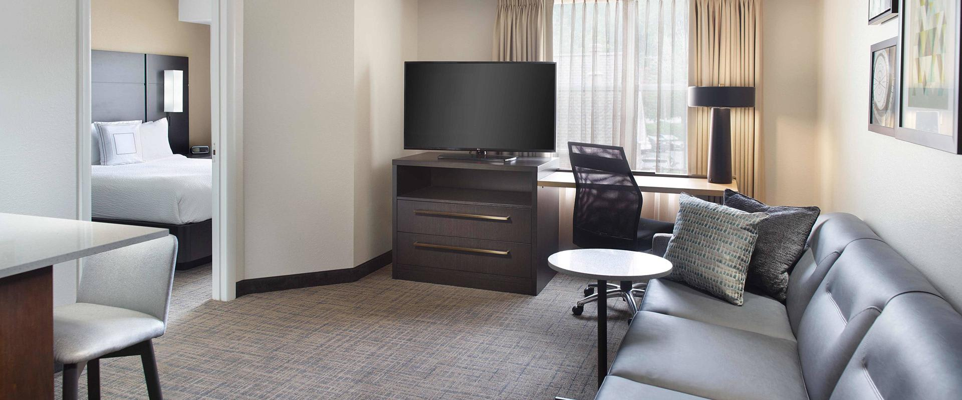 Raleigh Cary Hotel Suite
