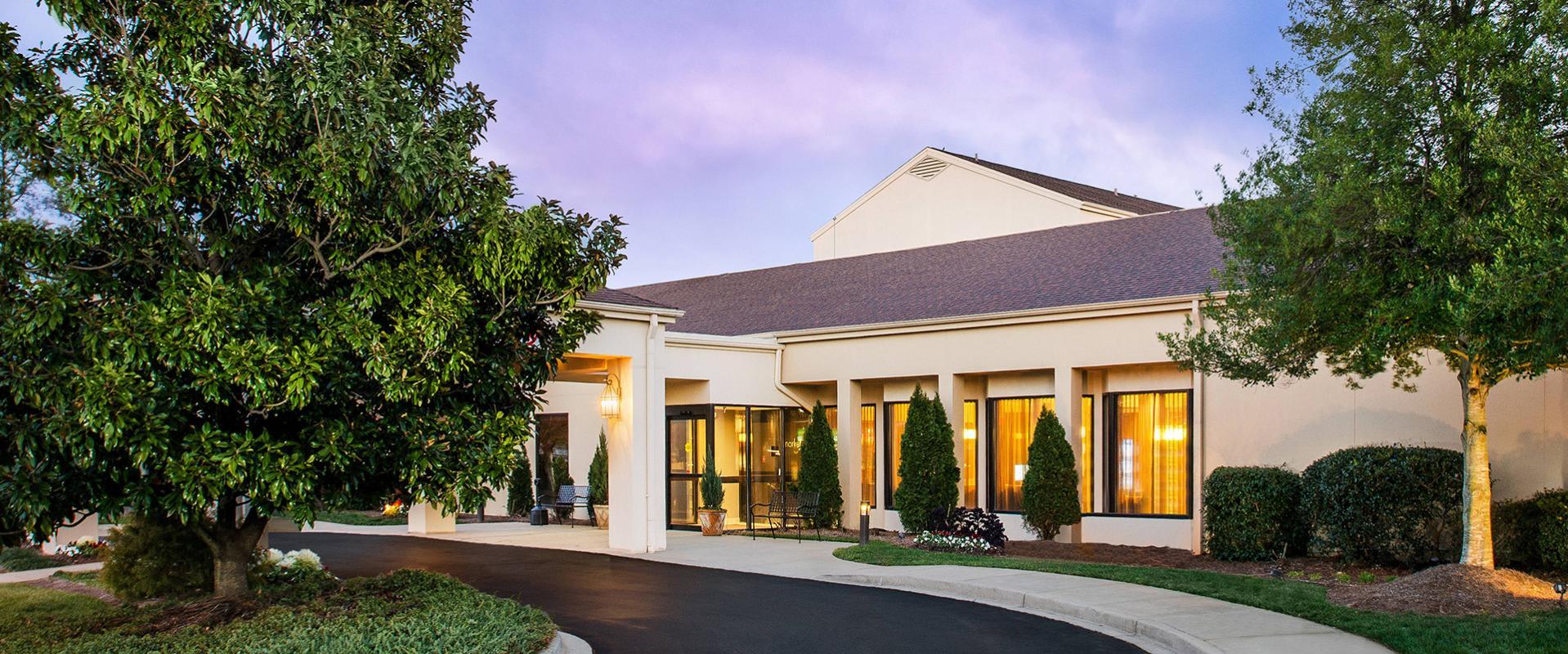 Sonesta Select Spartanburg Hotel