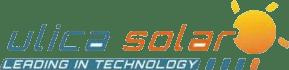 Logo des Solar Herstellers Ulica Solar , auf Solartraders finden Sie Produkte führender Hersteller wie Jinko, Trina, Canadian Solar, SMA, Fronius, Huawei und viele weitere Marken aus der Photovoltaik Branche