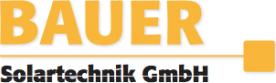Logo des Solar Herstellers Bauer Solar, auf Solartraders finden Sie Produkte führender Hersteller wie Jinko, Trina, Canadian Solar, SMA, Fronius, Huawei und viele weitere Marken aus der Photovoltaik Branche