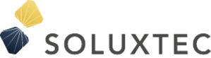 Logo of the solar company Soluxtec, all major brands such as Jinko, Trina, Canadian Solar, SMA, Fronius, Huawei and many more can be found on Solartraders