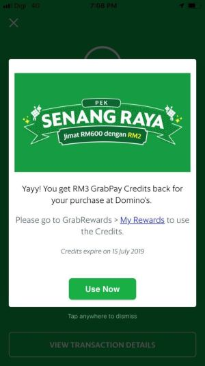 GRABPAY MERCHANT LIST