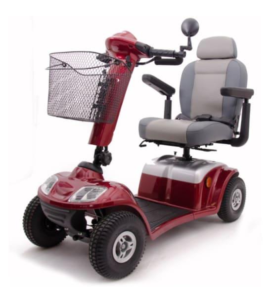 Elektromobil Spiekeroog Spezial