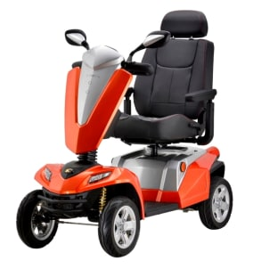Premium Elektromobil mieten