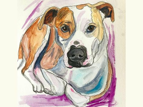 Upcoming Workshop: Paint Your Pet