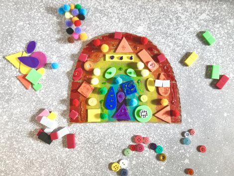 ⋒ Cardboard Rainbow ⋒