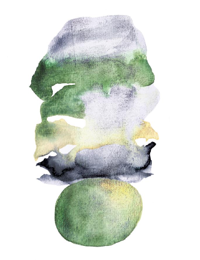 Deconstructed Macaron #63