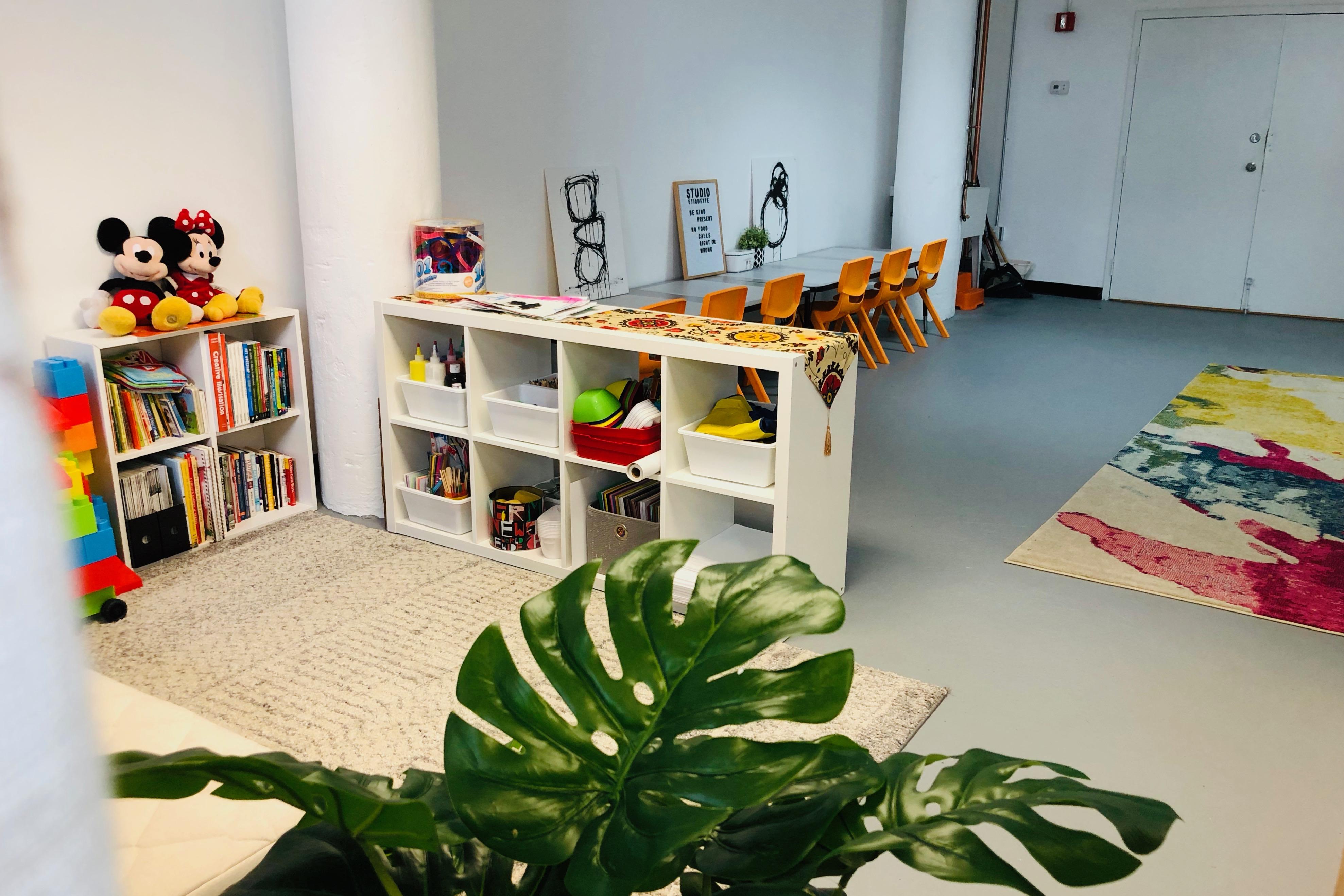 new studio space  ♥