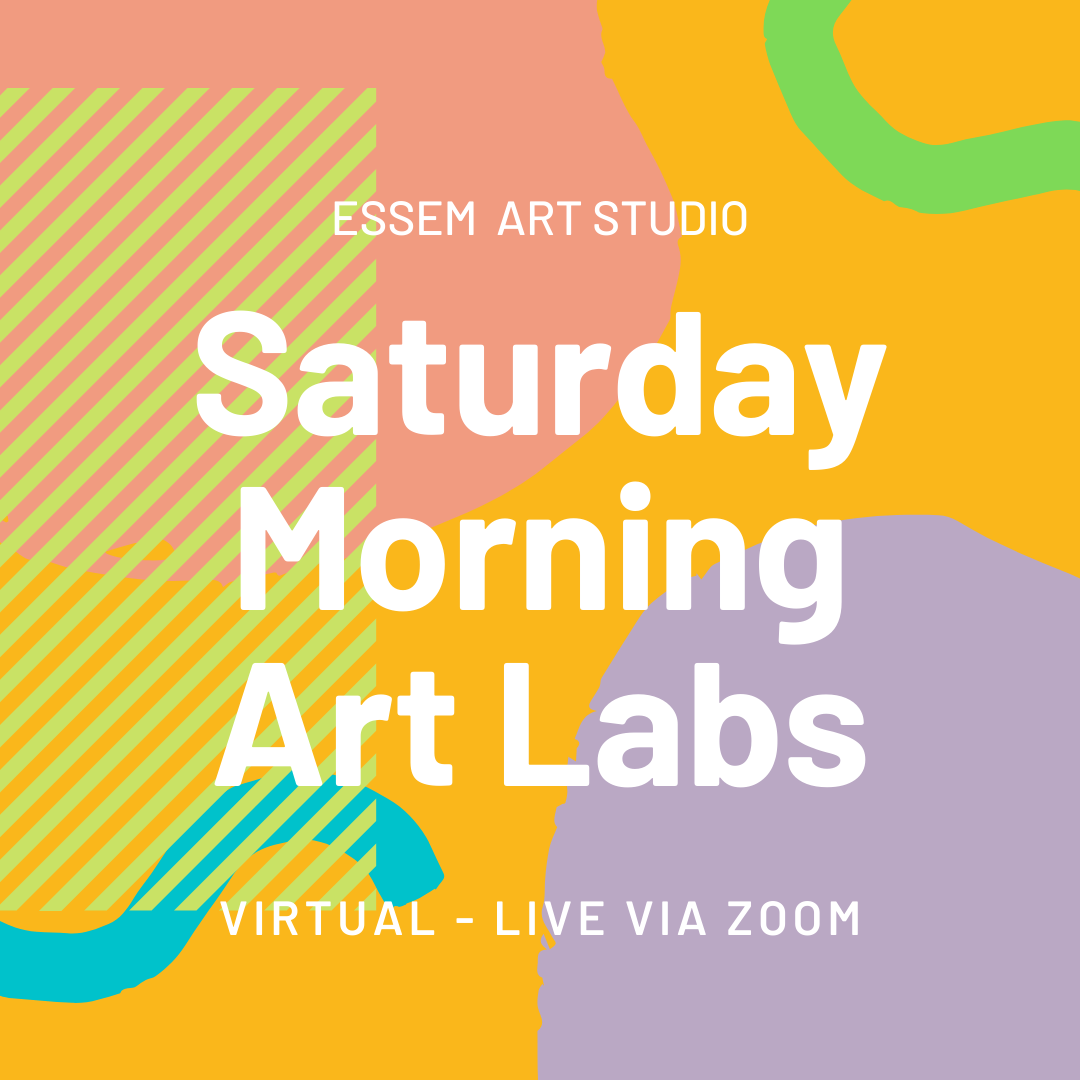 Saturday Morning Art Labs