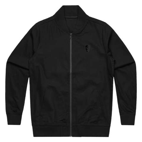 Square   100% Cotton Bomber Jacket in  by Buff Diss