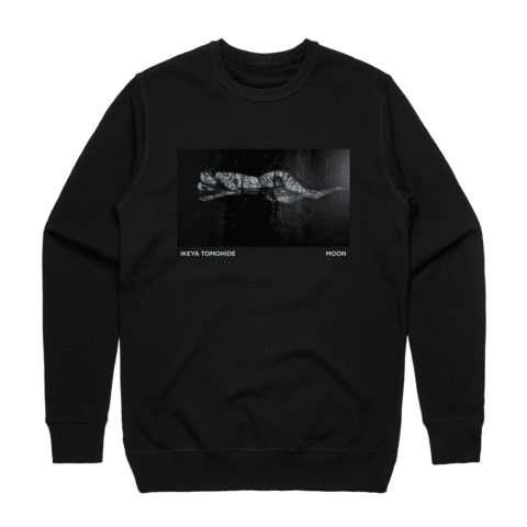 Moon   Men's 100% Cotton Gallery Sweatshirt in Black / XXL by Ikeya Tomohide