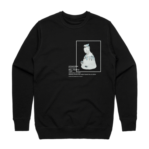 Bell People 01   Men's 100% Cotton Gallery Sweatshirt in Black / XXL by erinswindow