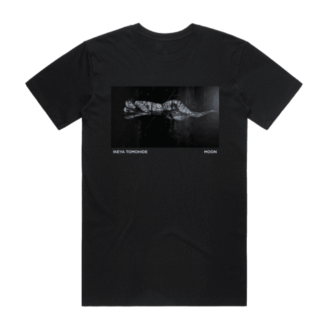 Moon   Men's 100% Cotton Gallery T-shirt in Black / XXL by Ikeya Tomohide