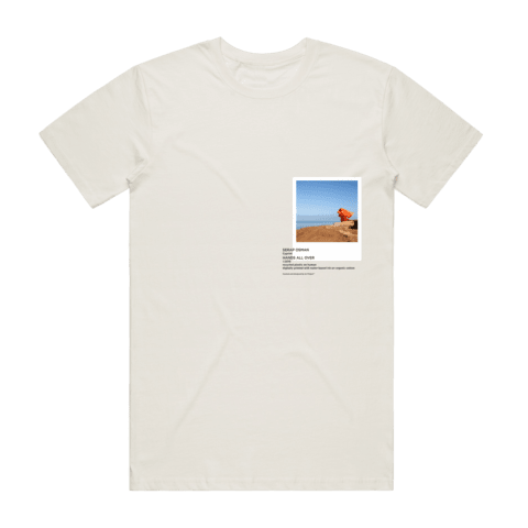Hands All Over 03   Men's 100% Organic Cotton Gallery T-shirt in Natural / XXL by Serap Osman