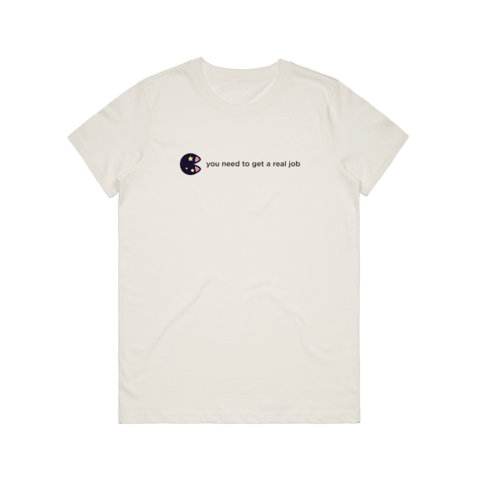 The Unfortunate Cookie 04   Women's 100% Organic Cotton T-shirt in Natural / XXL by Raymond Tan