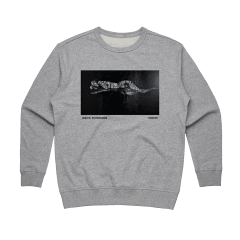 Moon   Women's 100% Cotton Gallery Sweatshirt in  by Ikeya Tomohide