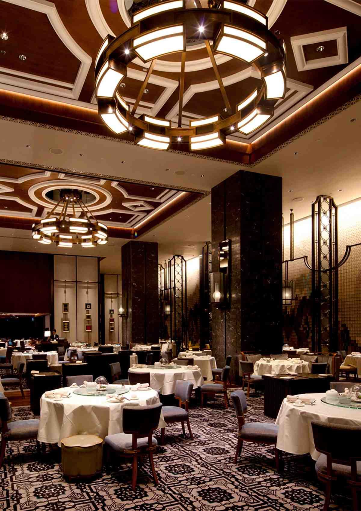 Dynasty restaurant 1