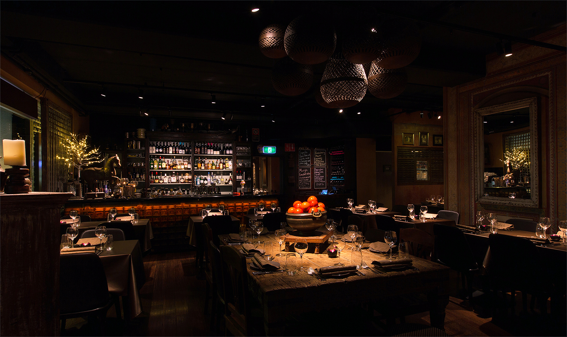 Soraa the world leader in GaN on GaNTM LED technology announced that its LED l&s have been installed at the iconic Spice Room restaurant in Sydney ... & SORAA