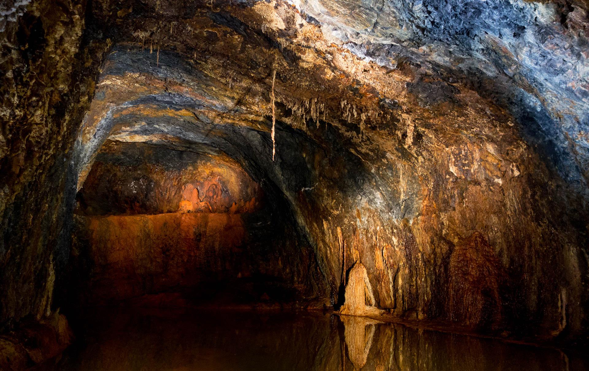 Saalfeld Cave