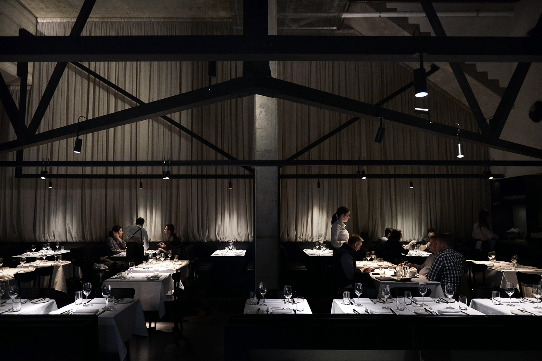 Soraa the world leader in GaN on GaN™ LED technology announced that its LED l&s have been installed at the Shadow Wine Bar in Perth Western Australia. & SORAA