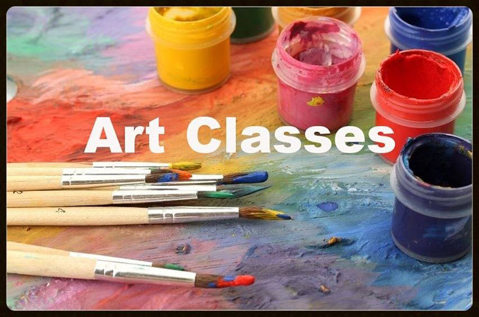 Art classes in Beijing