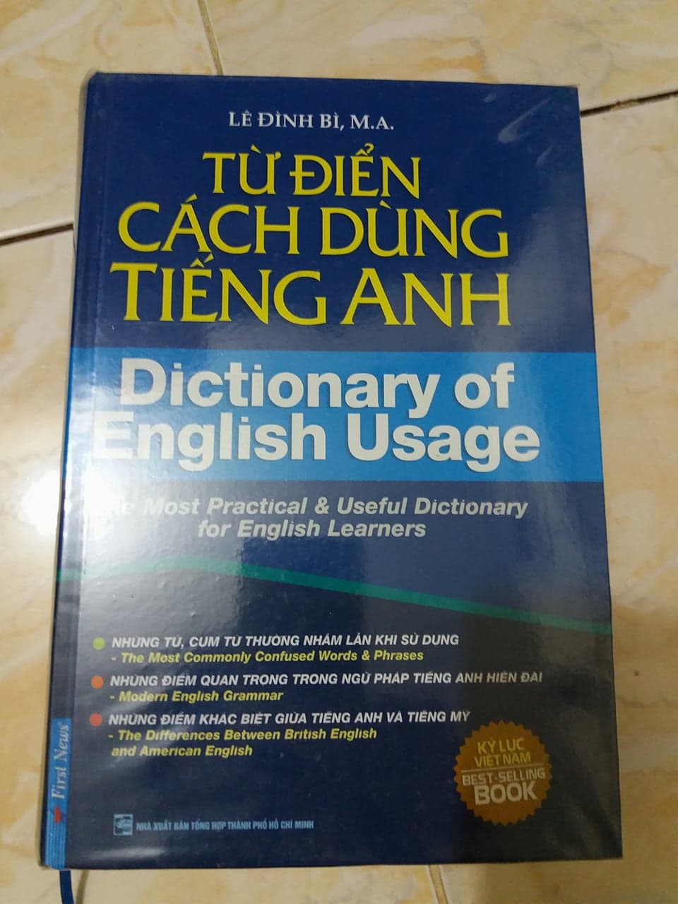 Dictionary of English Use