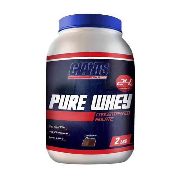 Pure Whey - 2KG - Giants Nutrition