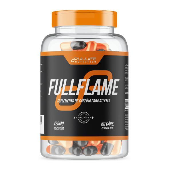 Fullflame - 120 capsulas - Full Life