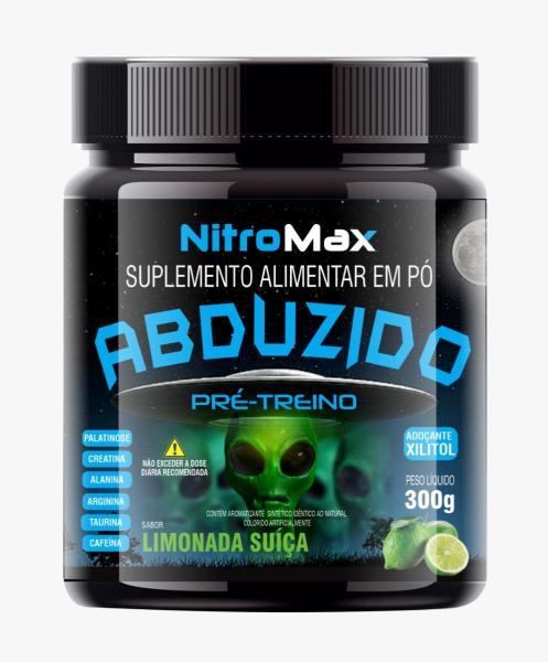Abduzido - 300g - Nitro Max