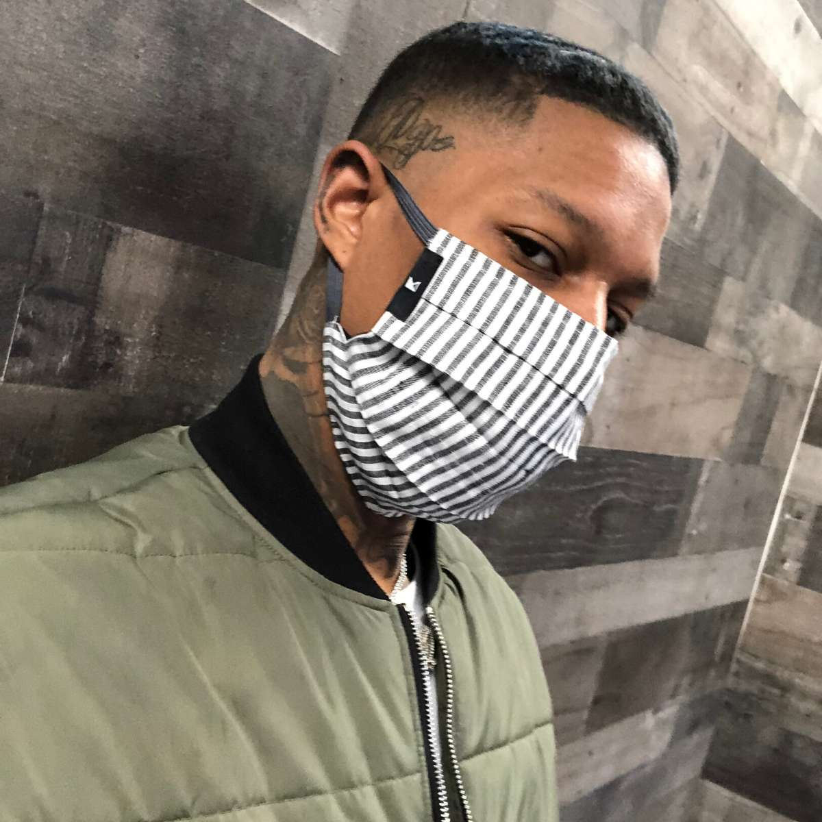 You know the vibes... shop this dope mask and stay safe