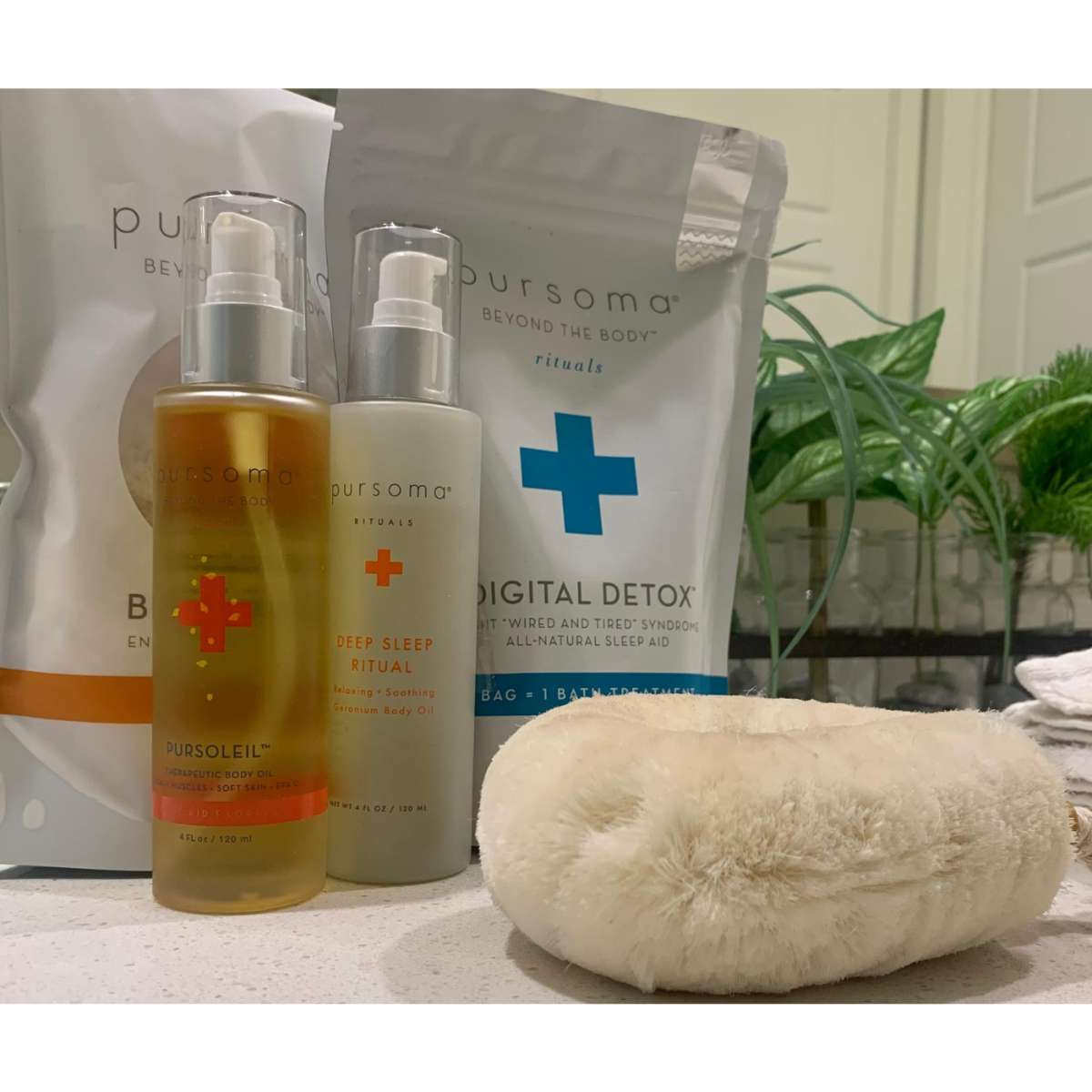 #Selfcare is the Best Care, Loving my Pursoma Kit
