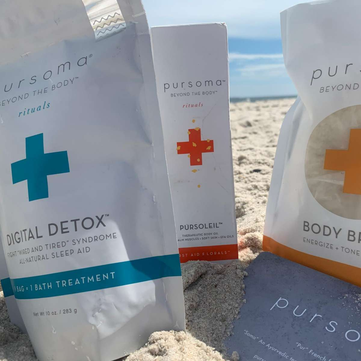 Check out these amazing beauty products by Pursoma