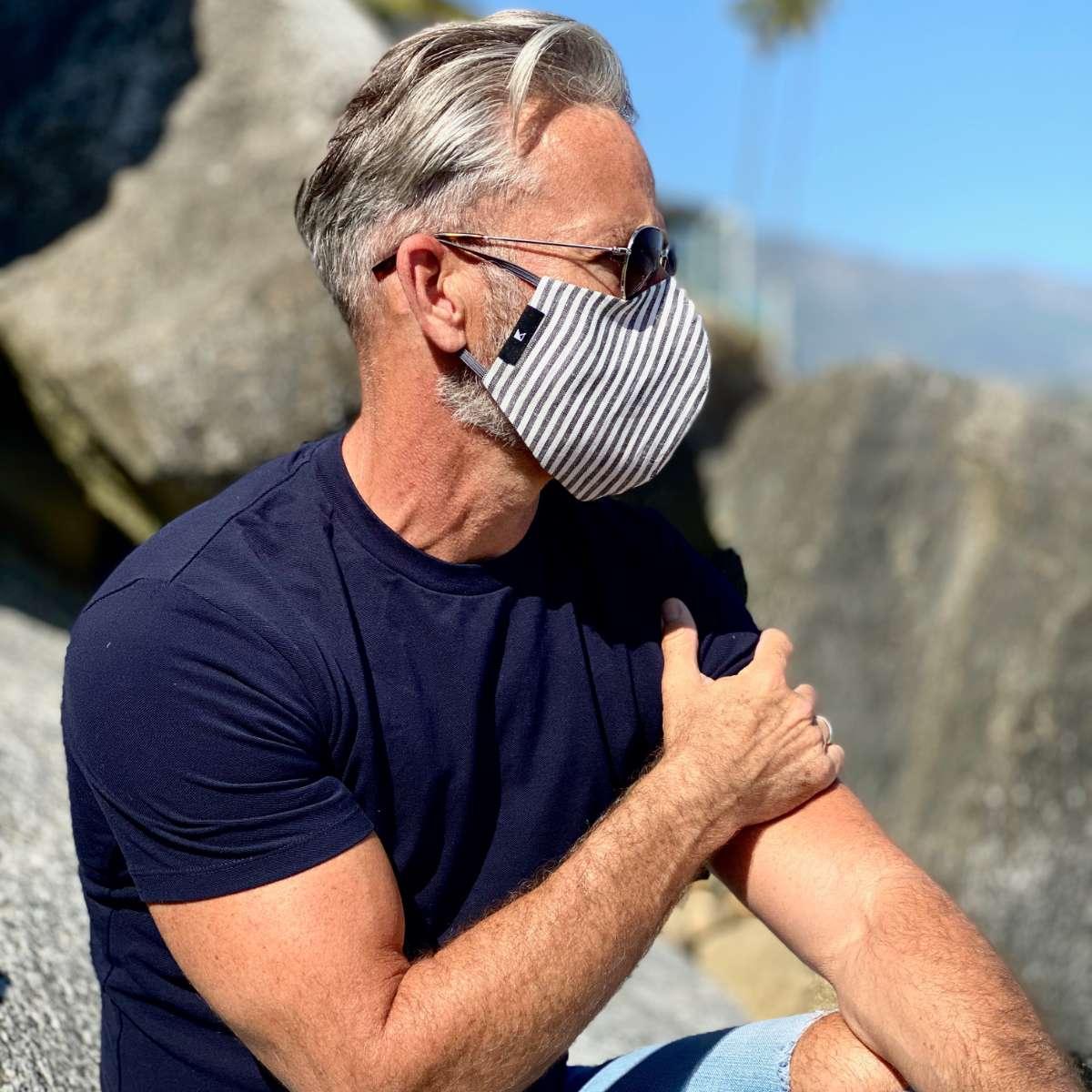Fashion-Forward Social Responsibility - Kynsho Masks