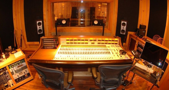 Photo of Black Dog Recording Studio