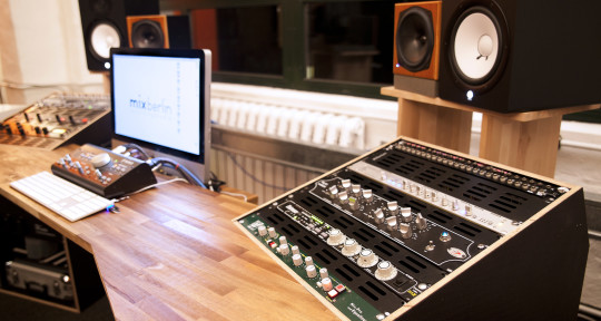 - mixberlin Recordingstudio