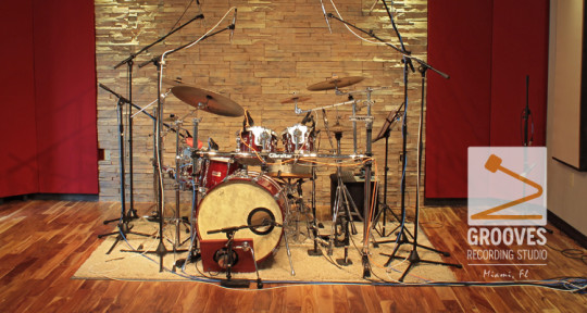 Photo of Grooves Recording Studio