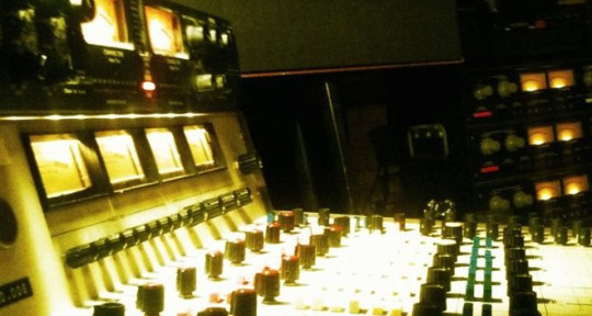 Photo of The Tape Rooms Analogue Recording Studio (& Mobile)
