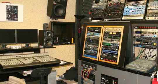 Photo of WFM Studios & Mix Suite