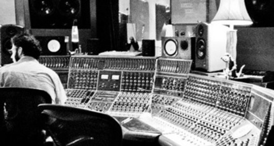 Production, recording, mixing - Ted Young