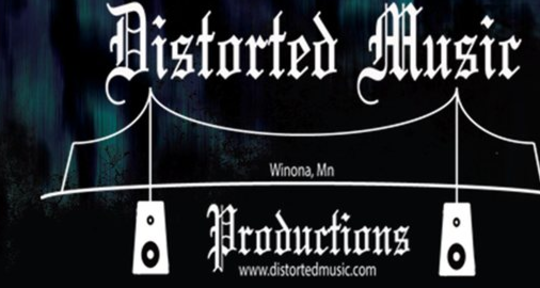 - Distorted Music Productions, LLC.